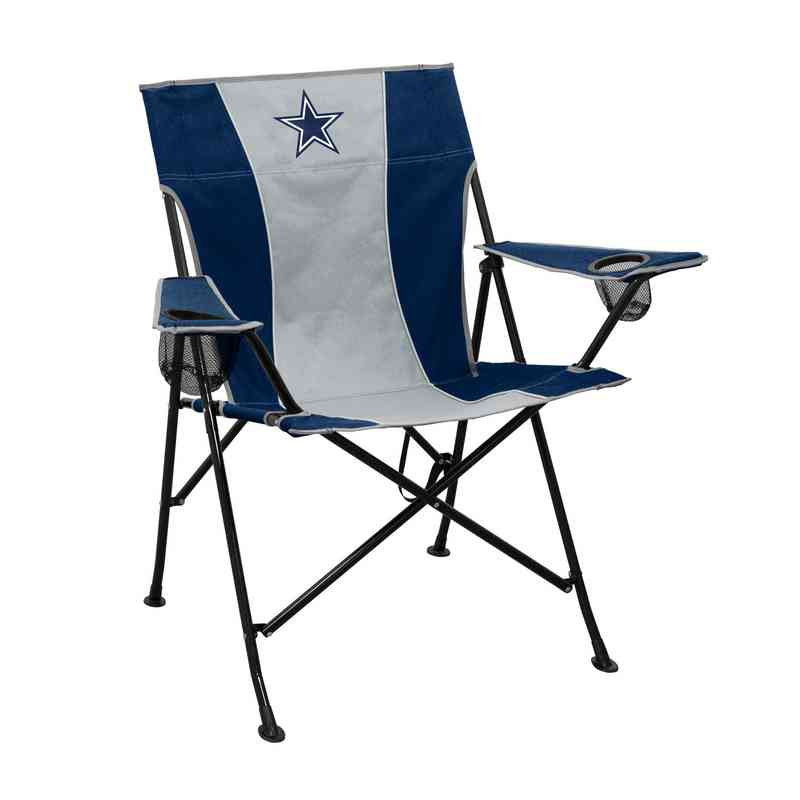 dallas cowboys folding chairs david rowland metal chair tailgate outdoor 609 10p pregame