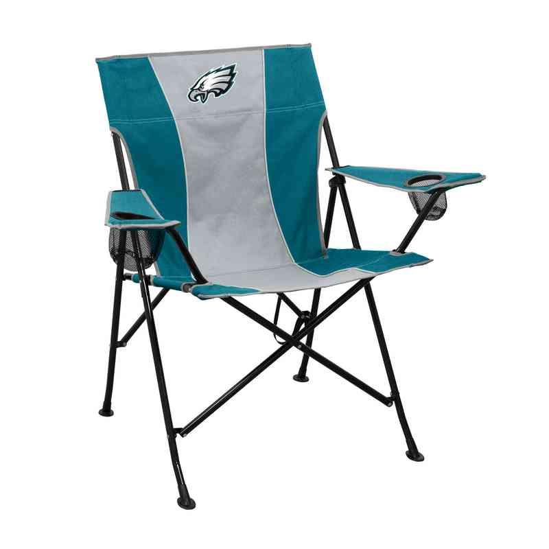 philadelphia eagles chair bucket seat tailgate outdoor folding
