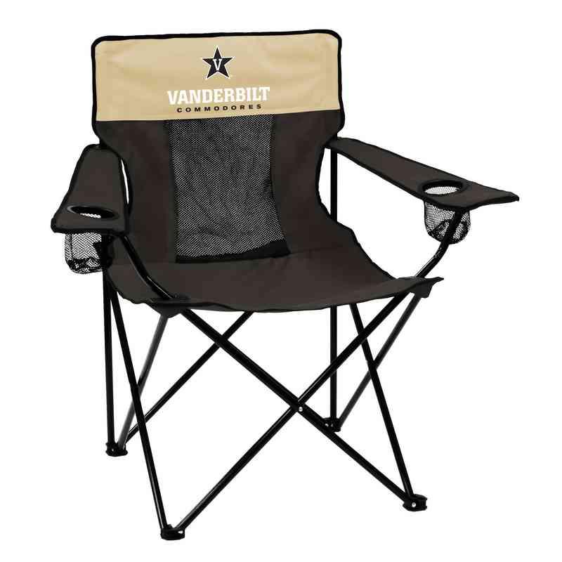 folding van chair fishing rod vanderbilt commodores pro tailgate outdoor