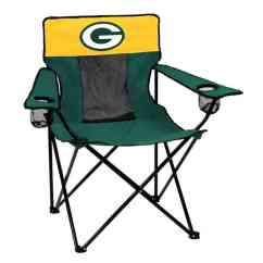 Green Bay Packers Chair Upholstered Bedroom With Arms Pro Tailgate Outdoor Folding