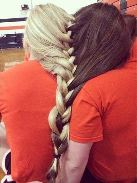 How To Prove Youre Best Friends Forever  Braided Hair
