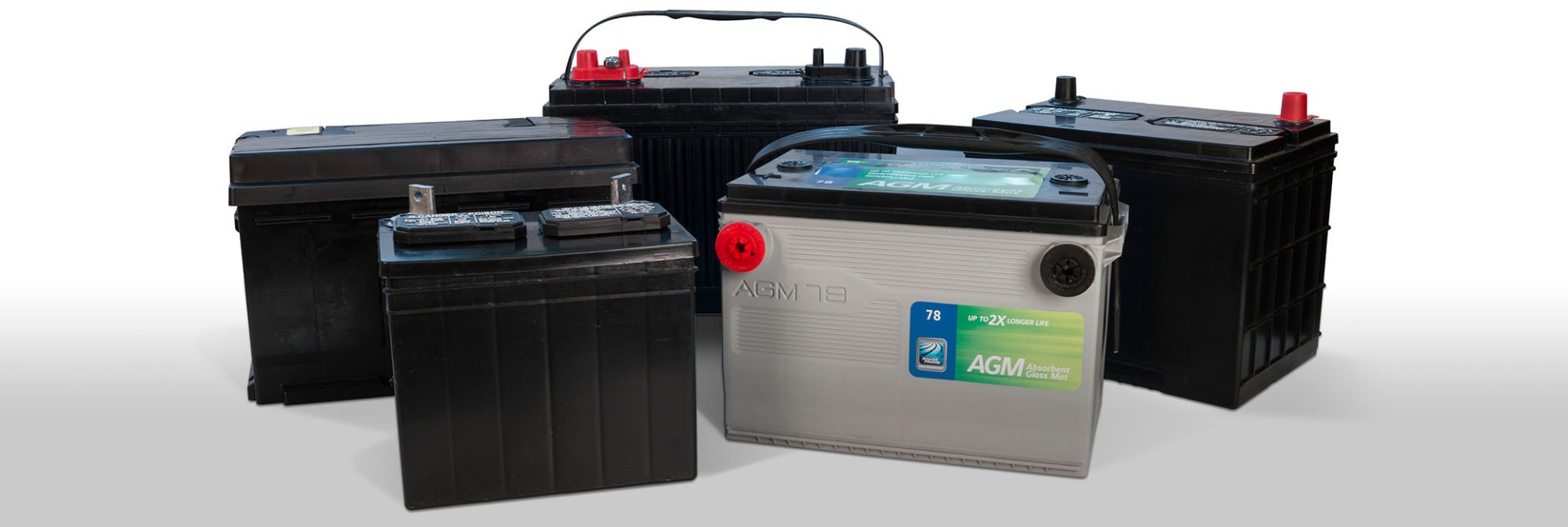 hight resolution of car and truck battery group size