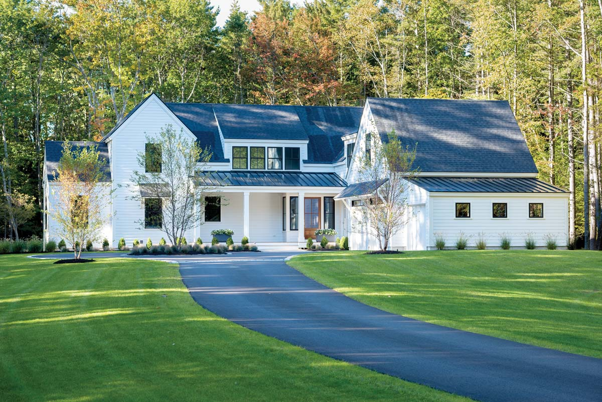 A Clean Slate Kevin Browne Architecture Maine HomeDesign