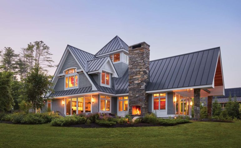 Maine Home + Design  Architecture, Art And Good Living