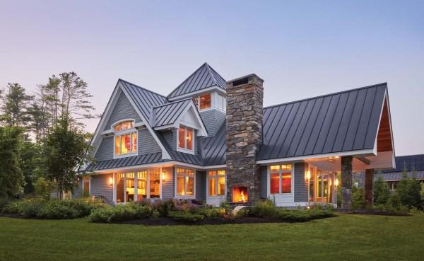 Delayed Gratification - Maine Home Design