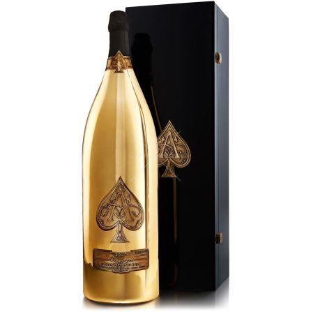 Armand de Brignac Brut Gold 30.0L Midas (12.5% Vol.) - Armand de ...