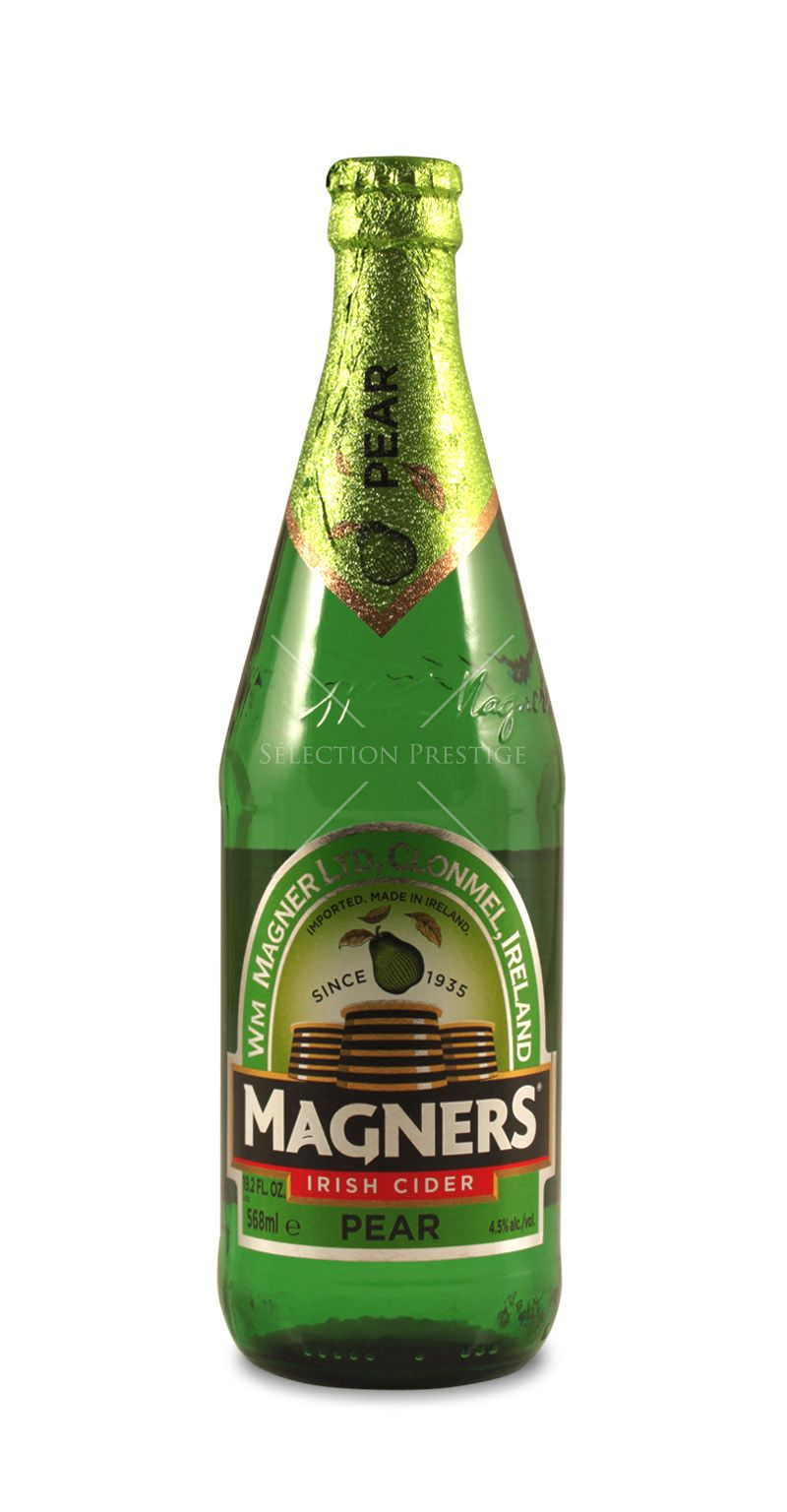 Cider Getränk Magners Irish Cider Pear 0,568l (4,5% Vol.) - Magners