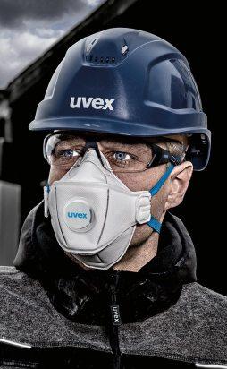 respiratory masks uvex silv-Air