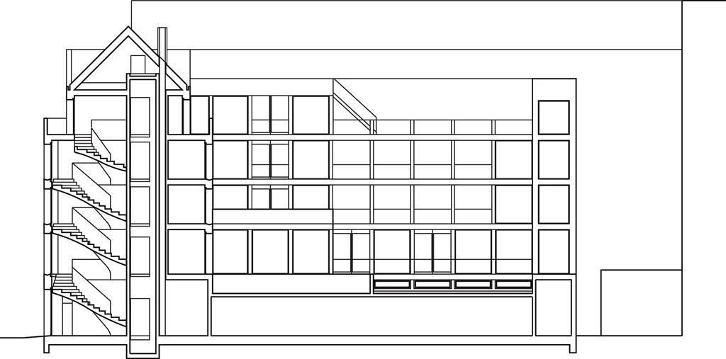 Haus H27D apartments by Kraus Schönberg Architects
