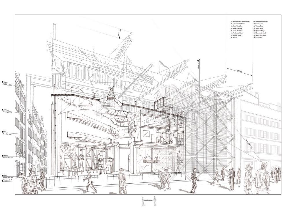 Architecture student shows 2011: Leicester School of