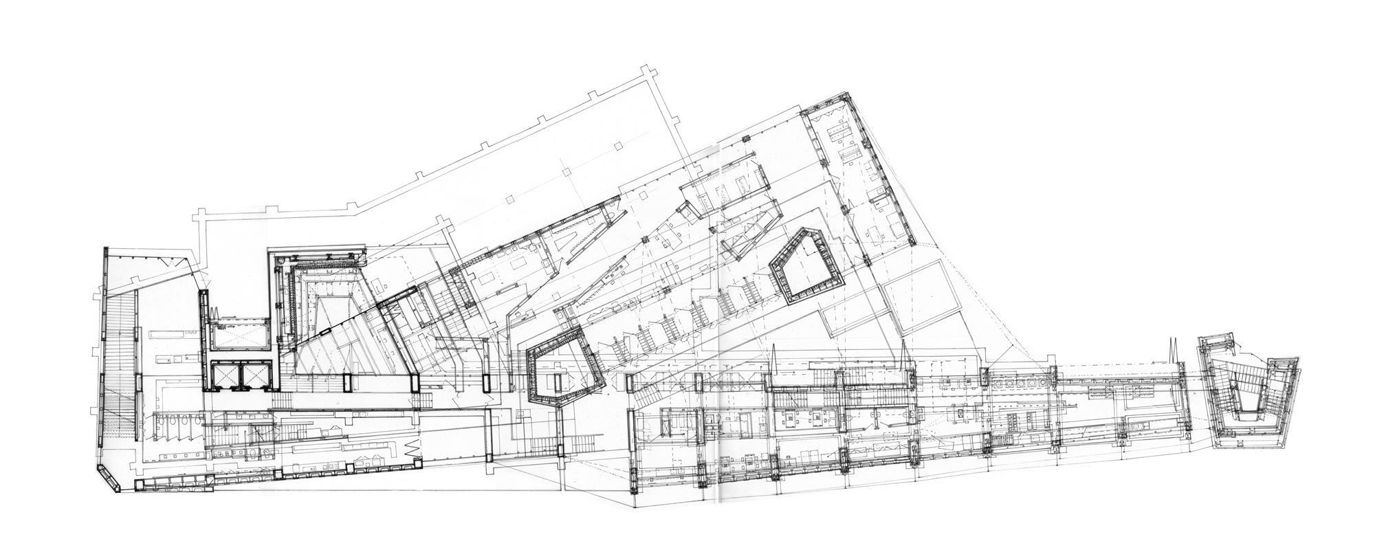 Architecture student shows 2012: Central St Martins