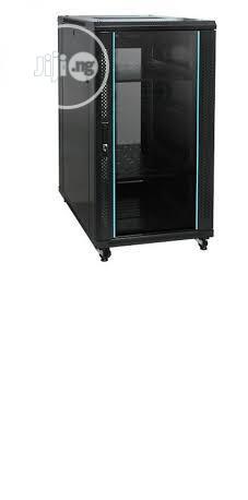 32u 600 x 800 floor standing server rack cabinet