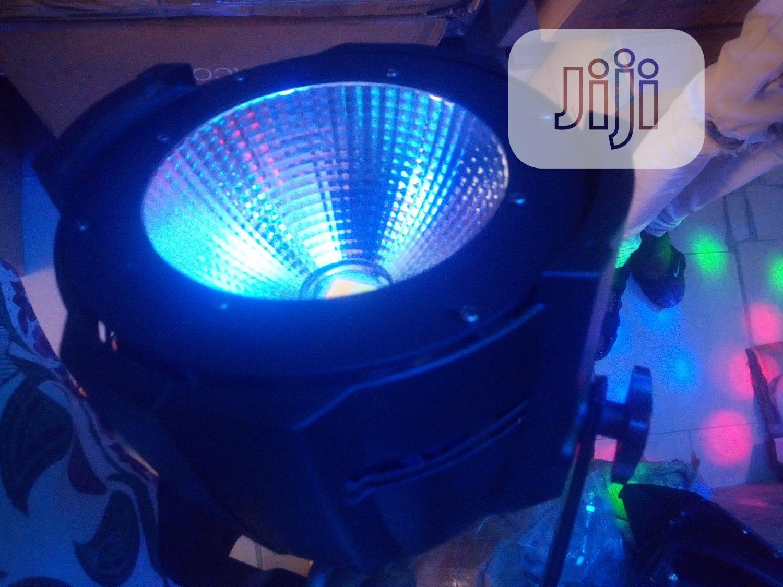 100w cob led par light professional stage lighting dmx led