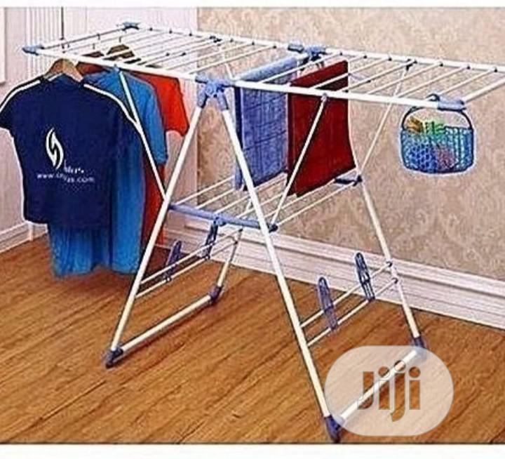 durable foldable clothes dryer hanger