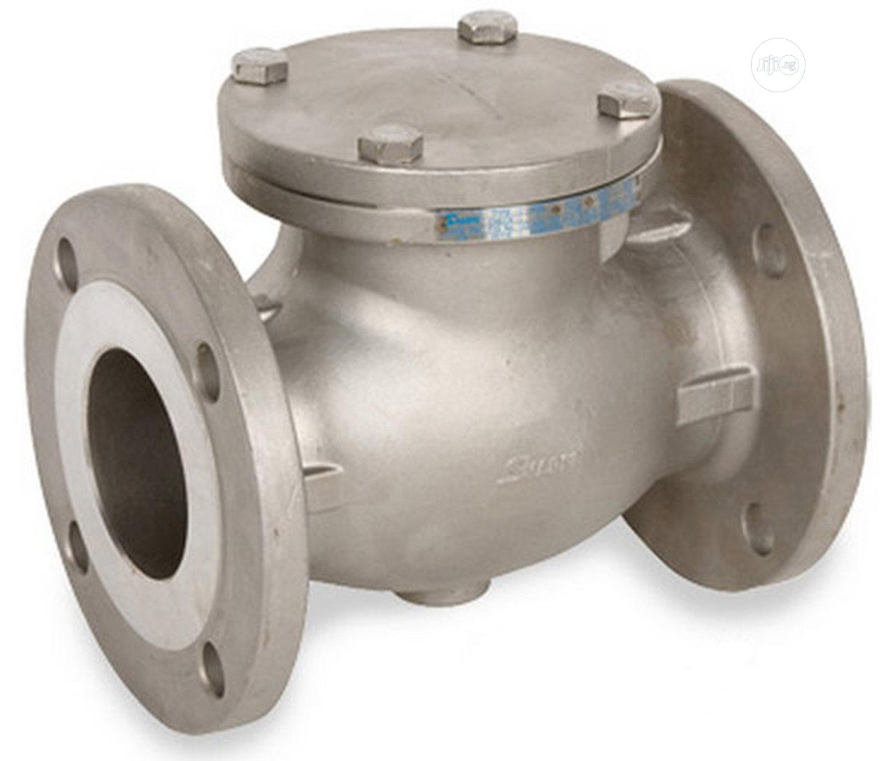 Check Valve In Ilupeju Plumbing Water Supply Alfa Centauri West Africa Limited Jiji Ng For Sale In Ilupeju Buy Plumbing Water Supply From Alfa Centauri West Africa Limited