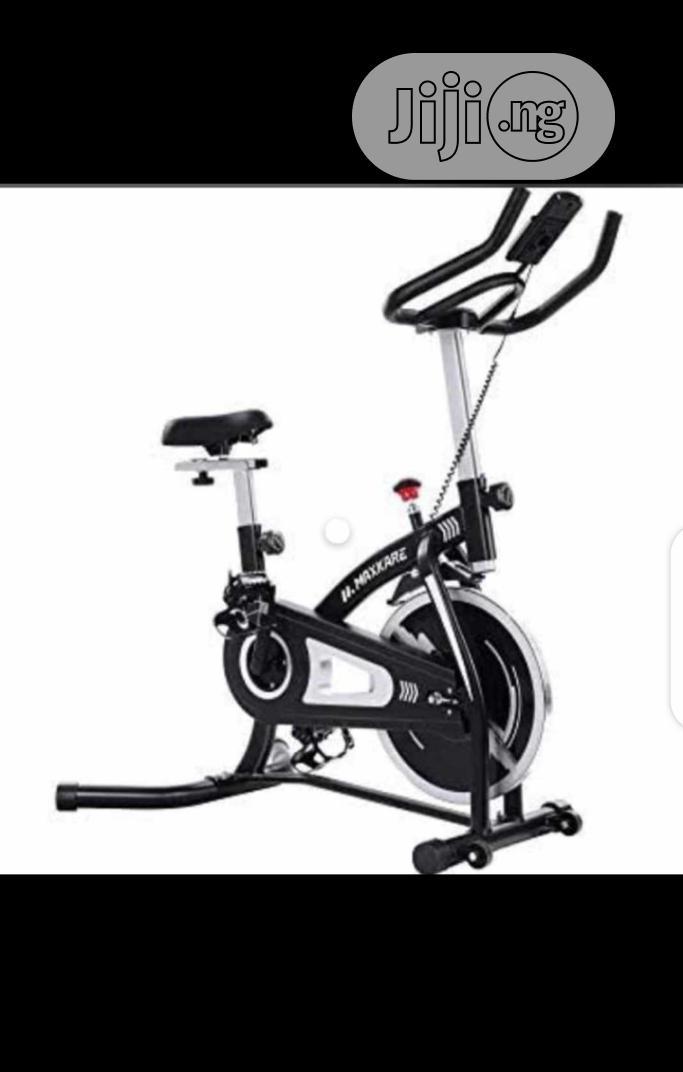 Giant Spin Bike : giant, Classic, Ikeja, Sports, Equipment,, Giant, Fitness, Jiji.ng