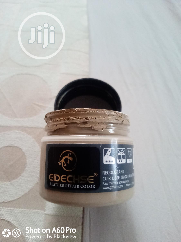Eidechse Leather Repair : eidechse, leather, repair, Archive:, Leather, Color, Repair, (EIDECHSE), Ibadan, Accessories,, Jiji.ng