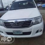 Toyota Hilux 2010 2 5 D 4d 4x4 Srx White In Port Harcourt Cars Valentine Nkeokwelu Jiji Ng