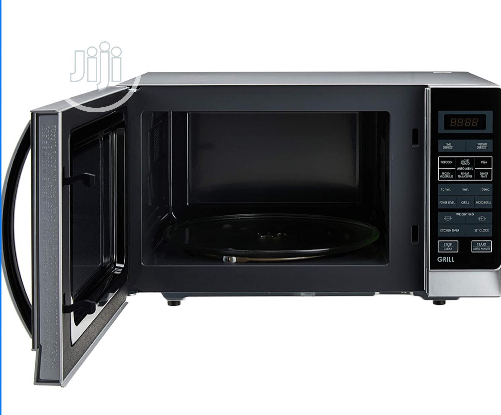 sharp r 72a1 sm v 25 liter 900w microwave oven 220 volt