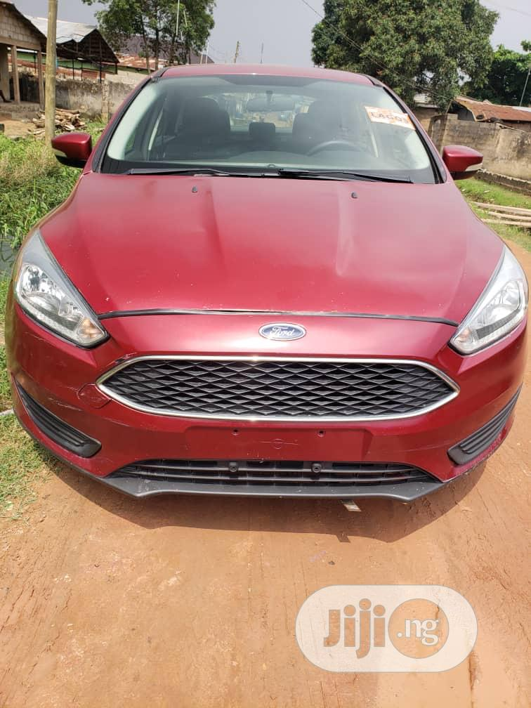 Red 2015 Ford Focus : focus, Archive:, Focus, Isolo, Cars,, Office-, Apparels, Jiji.ng