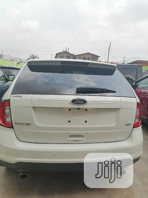Carmax Ford Edge : carmax, White, Ikeja, Cars,, Oyemomi, Ahmed, Ayodele, Jiji.ng