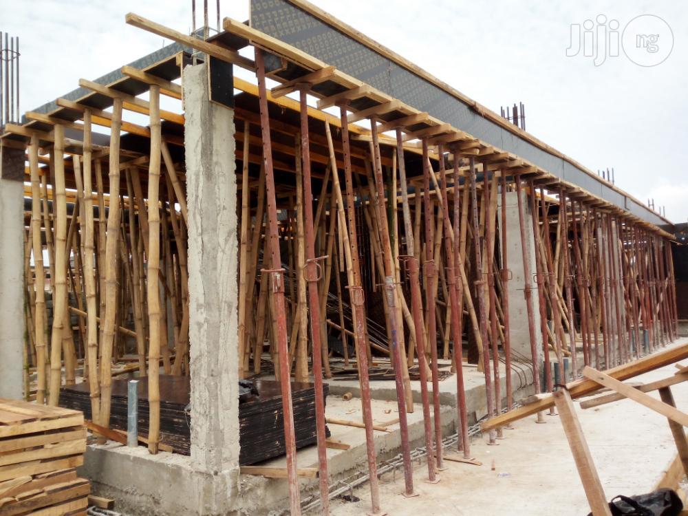 Hire Of Slab (Decking) Formwork Construction For Buildings In Lekki in Lekki - Building Materials. Bamenda Formworks   Jiji.ng