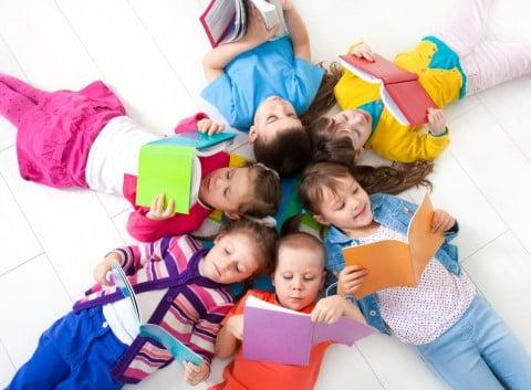 子供 集団 勉強 年齢別
