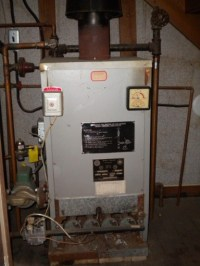 My First Triangle Tube Boiler - Alpine Heating And Cooling