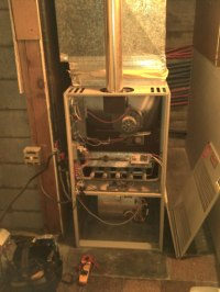 Bryant 80 plus Gas Furnace Code 32 Troubleshoot