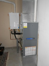 Older Lennox 80% To New 95% 2 Stage Variable. - Alpine ...