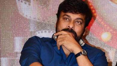Chiru is being followed by lakhs of people on Twitter..e the only one being followed..Who else?