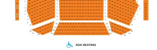 Fox Valley Performing Arts Center Seating Chart