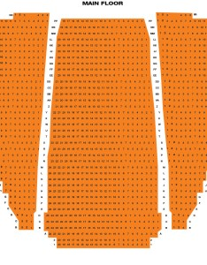 Murat theatre at old national centre also seating chart rh indianapolisoadway
