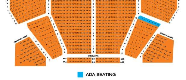 Ohio Theatre Seating Chart Brokeasshome Com