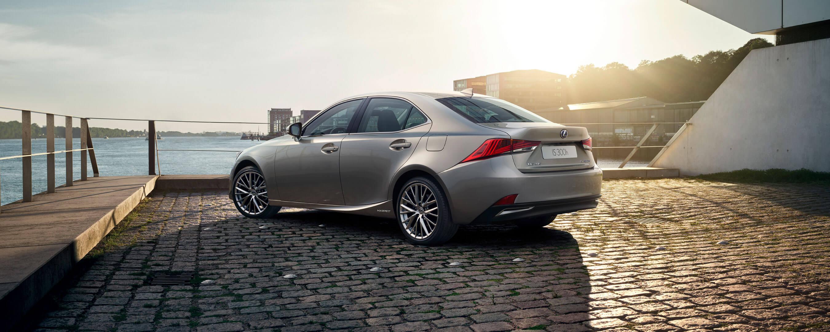 Lexus IS Luxury Sports Saloon