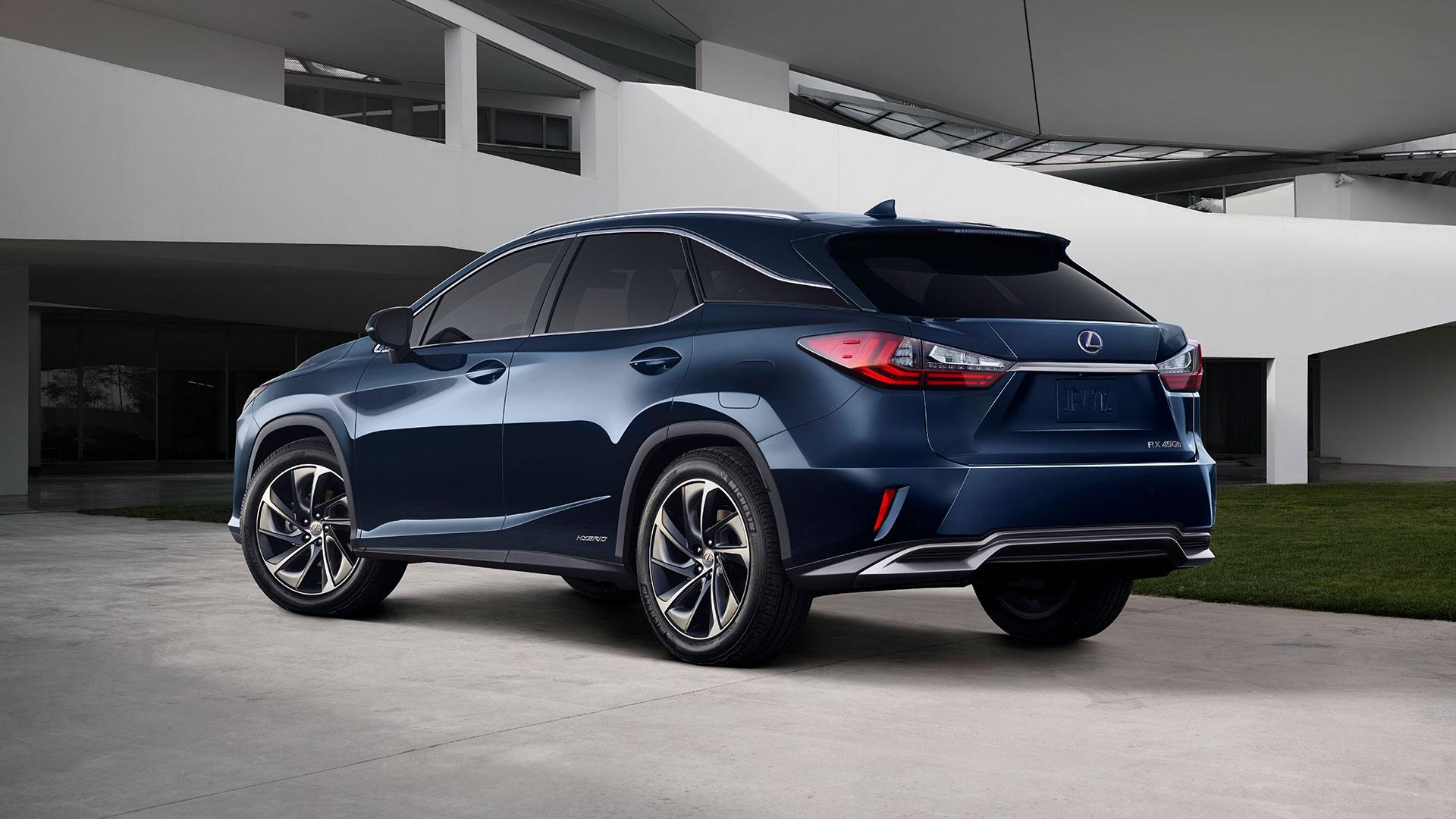 Lexus RX Luxury Crossover