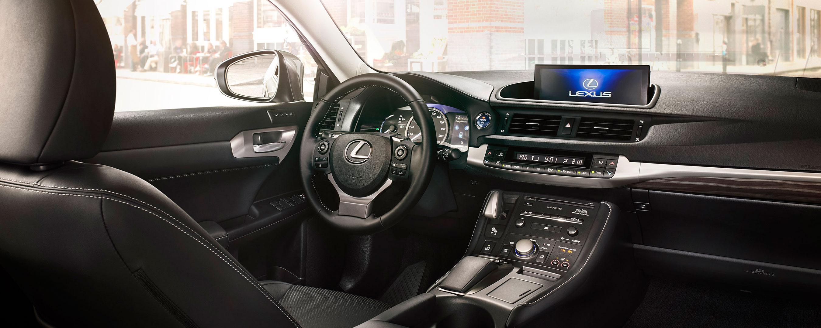 Lexus CT Luxury Hybrid pact Car