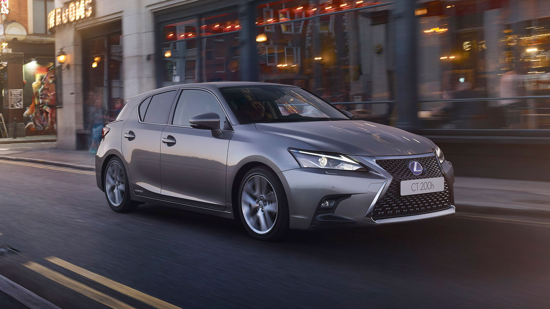 Lexus CT Luxury Hybrid pact Car