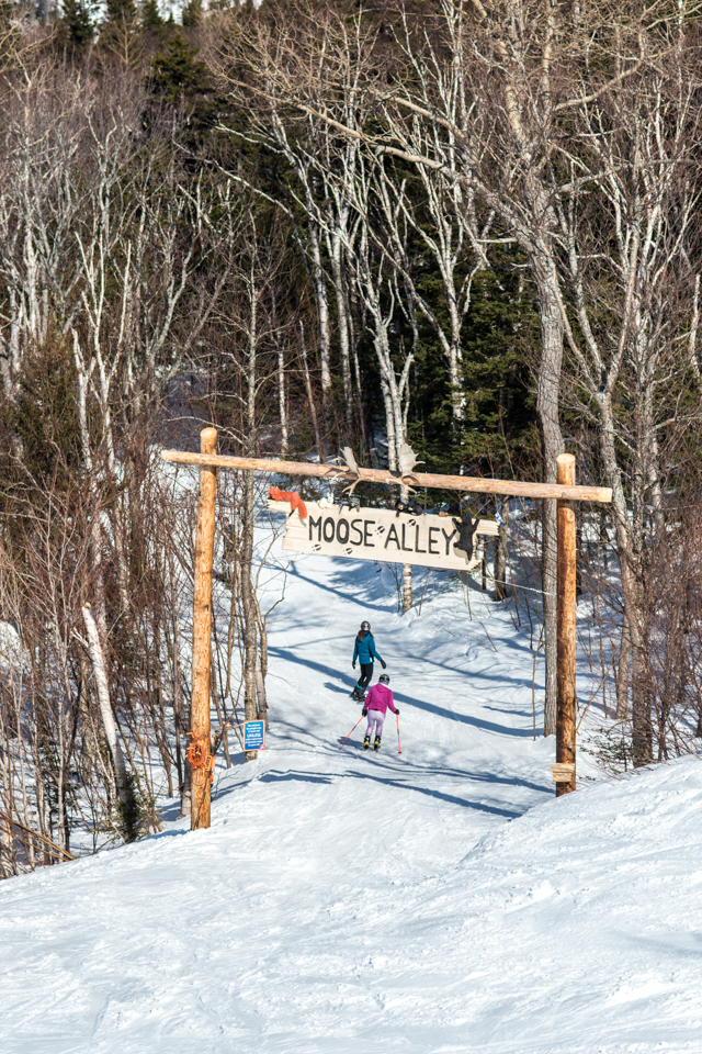 Moose River Campground, Moose River, ME