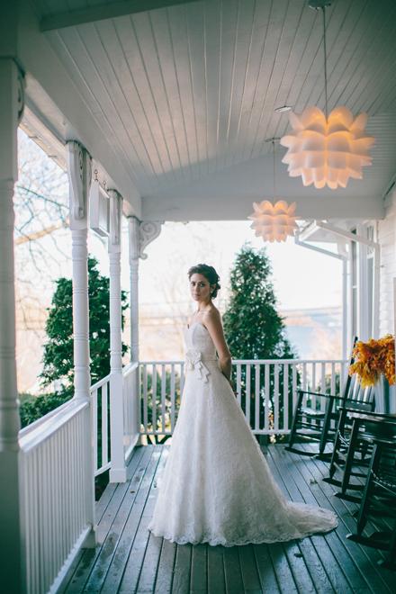 Season Inspired Weddings The Maine Mag