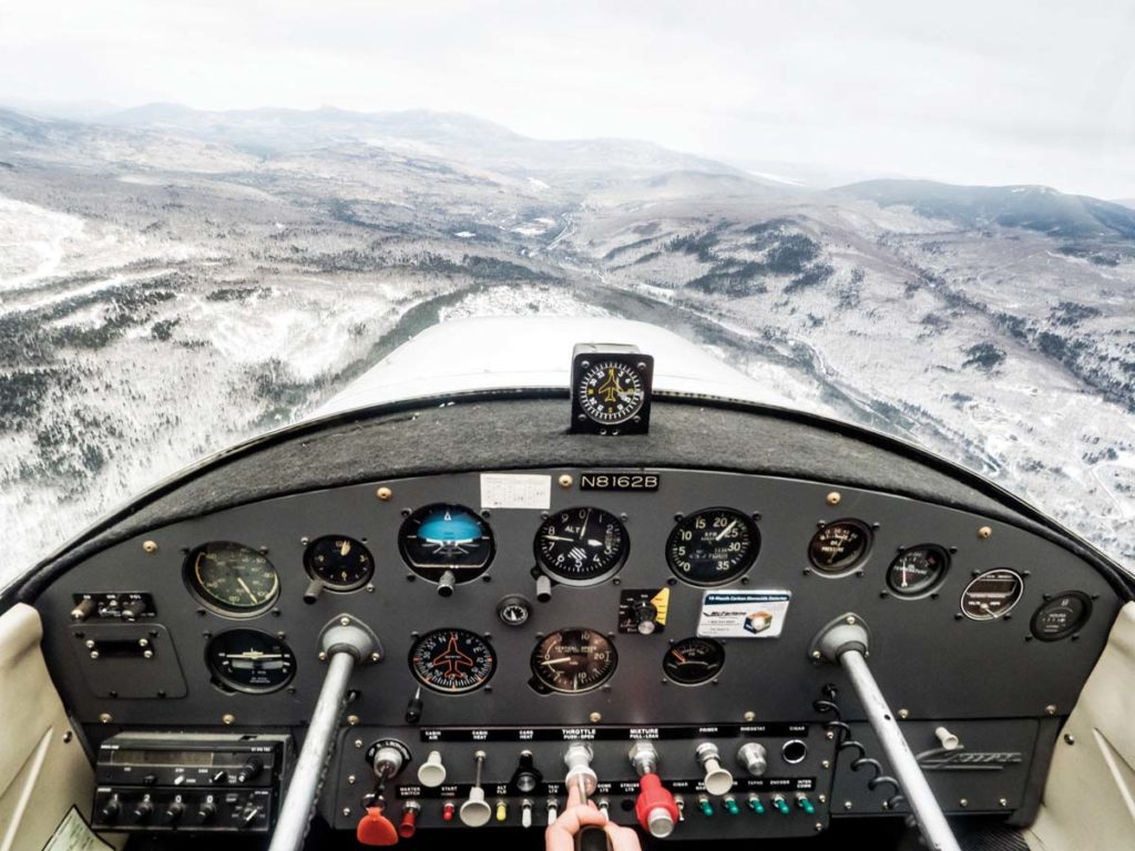Sky to Fly  Sugarloaf Aviation  The Maine Magazine