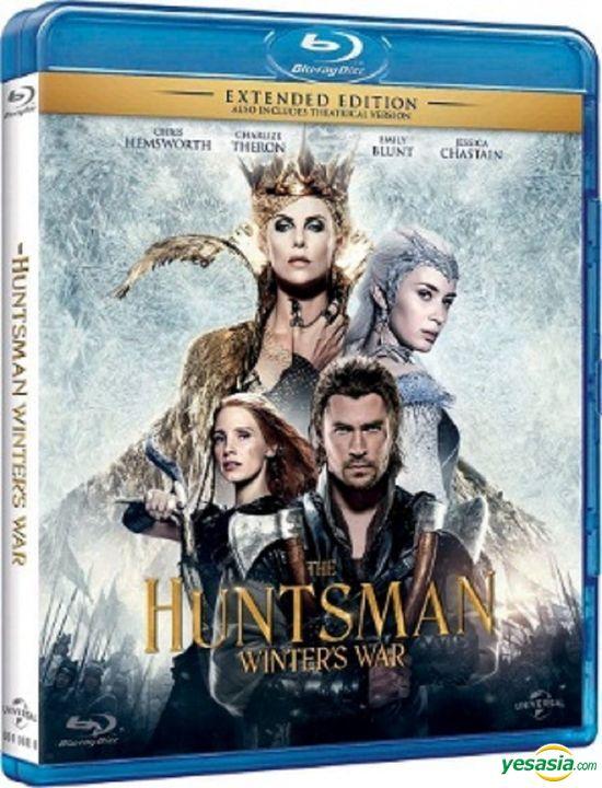 YESASIA : 獵神: 魔雪叛變 (2016) (Blu-ray) (加長版) (香港版) Blu-ray - 查莉絲花朗. 克里斯漢斯沃. 洲立影視 (HK) - 西方 ...