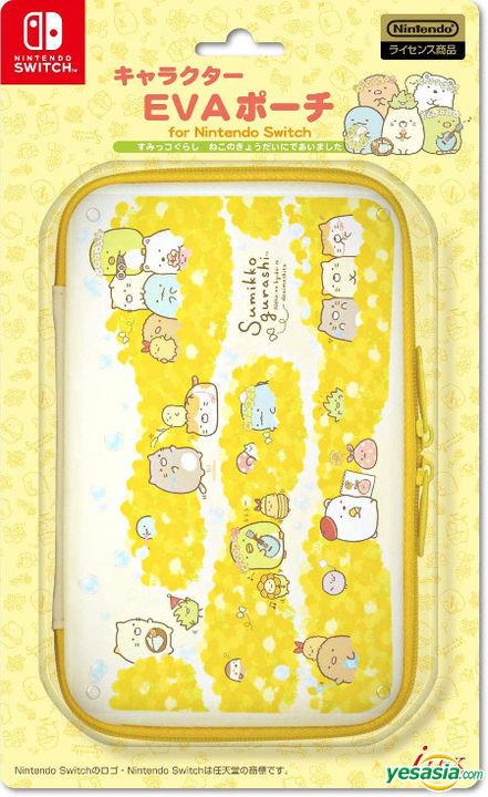 YESASIA : Nintendo Switch Character EVA Pouch (角落生物 貓貓) (日本版) - - Nintendo Switch 電玩遊戲 - 郵費全免