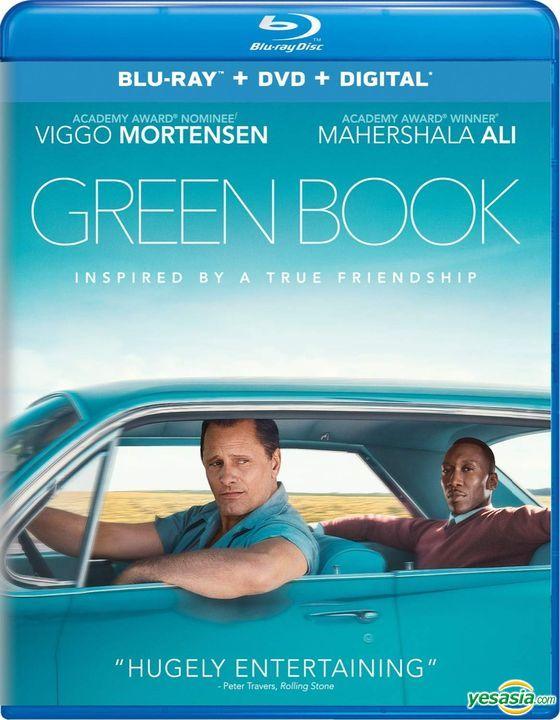 YESASIA : 綠簿旅友 (2018) (Blu-ray + DVD + Digital) (美國版) Blu-ray - Mahershala Ali, 韋高摩頓辛, Universal Studios Home Video ...