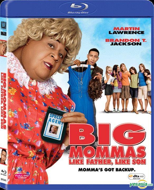 YESASIA: Big Mommas: Like Father. Like Son (2011) (Blu-ray) (Hong Kong Version) Blu-ray - Martin Lawrence. Brandon T. Jackson. 20th Century Fox ...