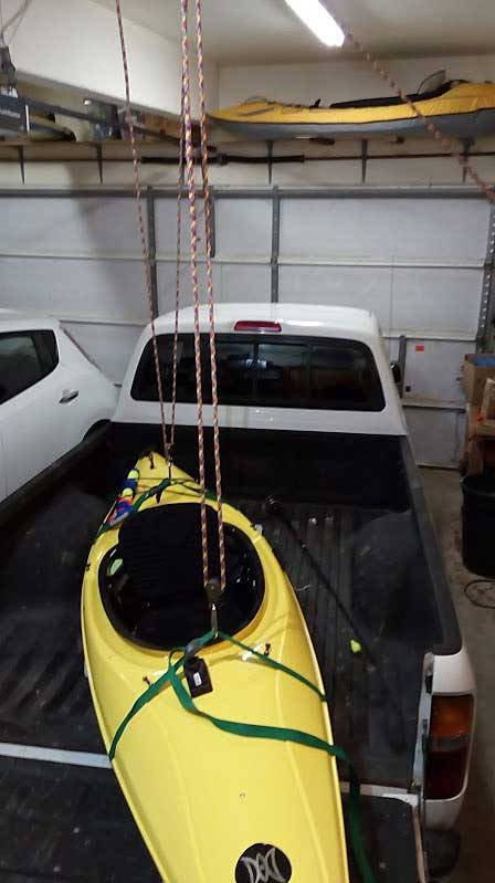 How To Tie Down A Kayak In A Truck Bed : kayak, truck, Carry, Kayak, Truck, This?, Advice, Paddling.com