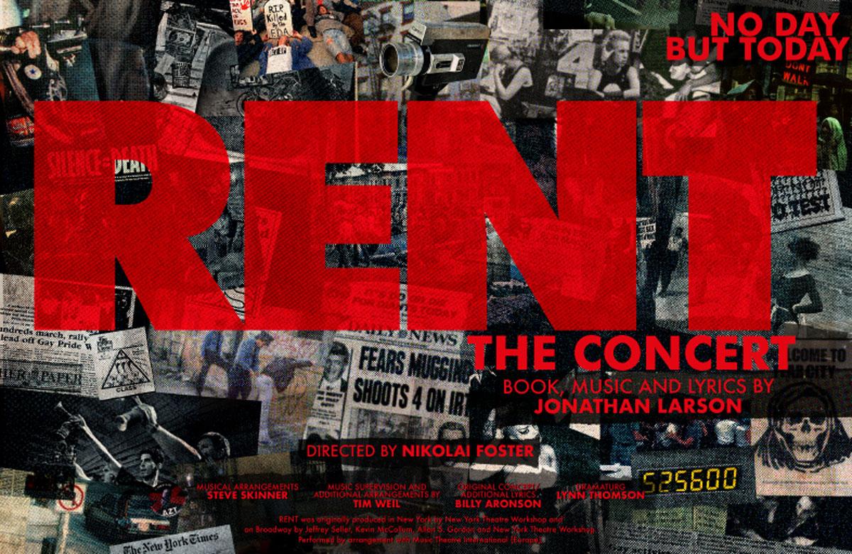 revive rent for concert production