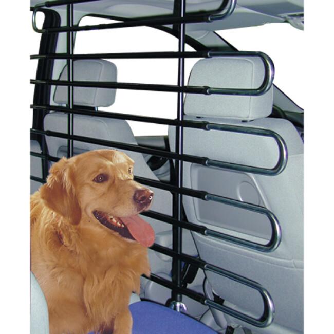 barre de separation de coffre de voiture pour chien