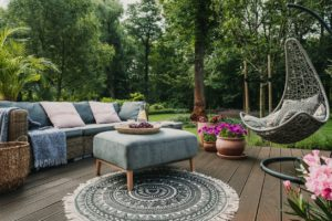should you provide outdoor furniture to