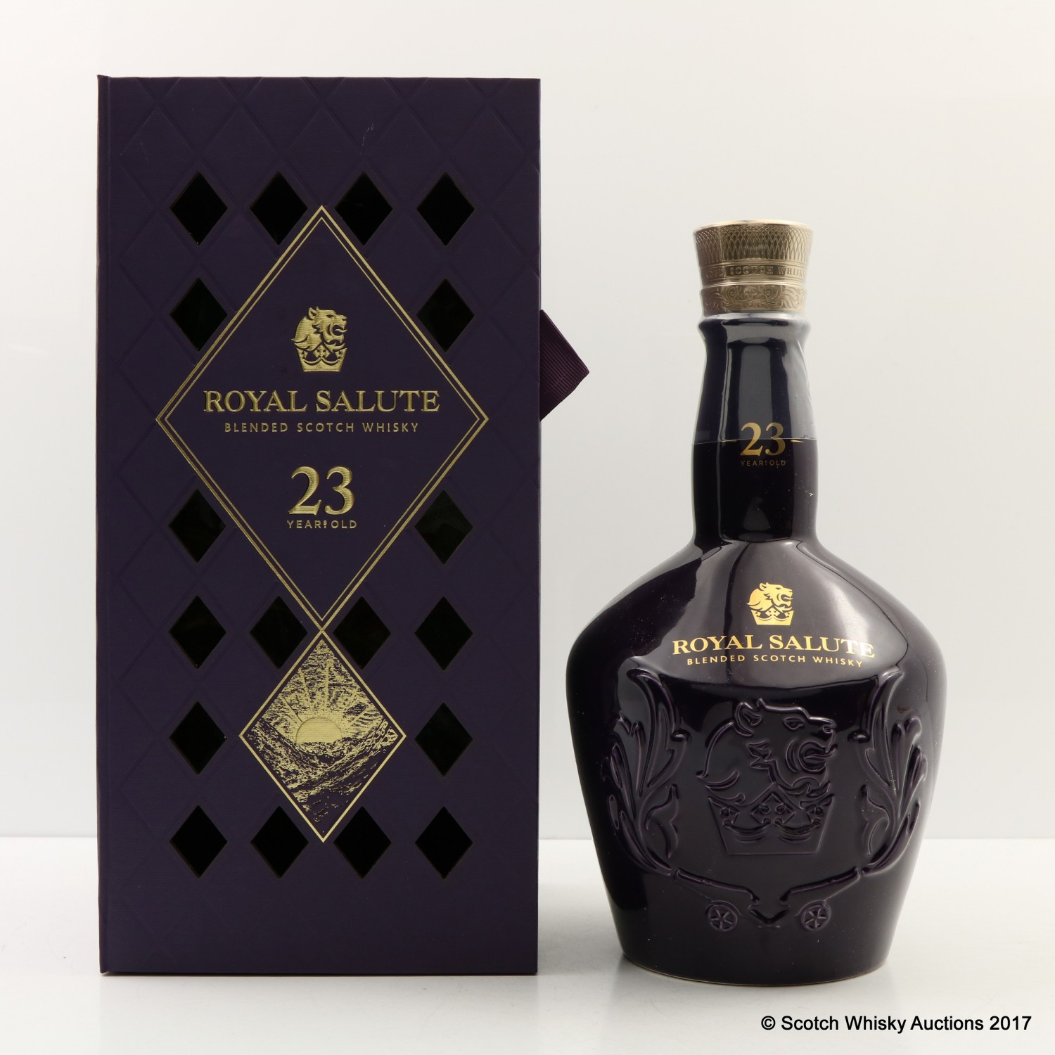Scotch Whisky Auctions  The 82nd Auction  Chivas Royal